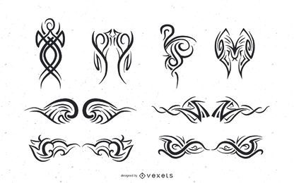 illustrator tribal vectors