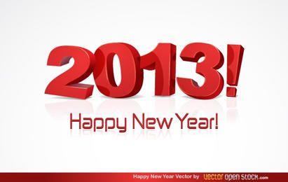 Neujahr 2013 Banner
