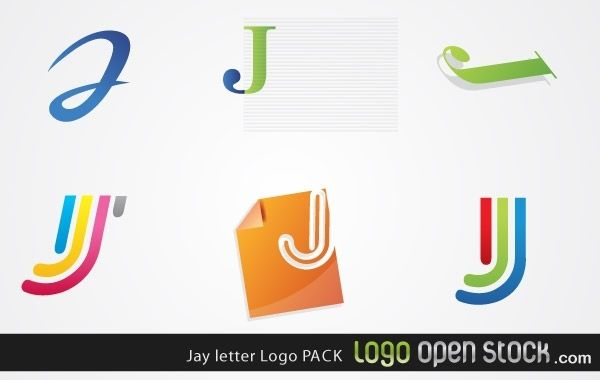 Jay Letter Logo Collection