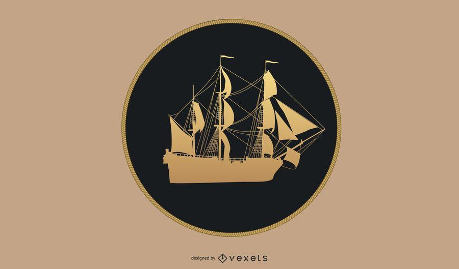 Golden Ship