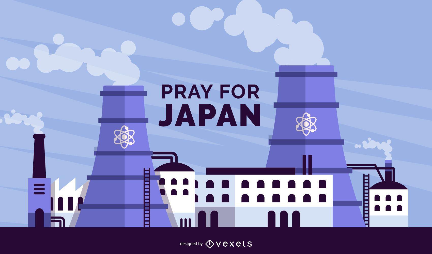 Reza por Japón