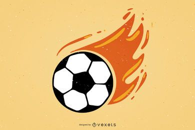 Burning Soccer
