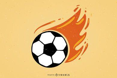 Futbol ardiente