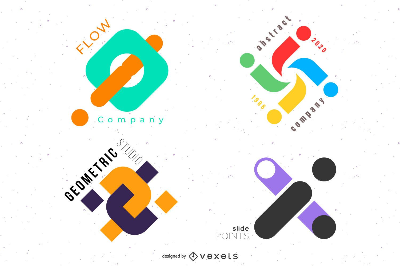 Vector logo gratis Descargar 4
