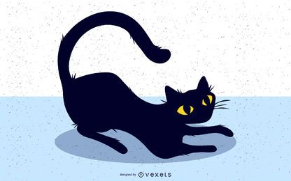 Black Cat Image 2