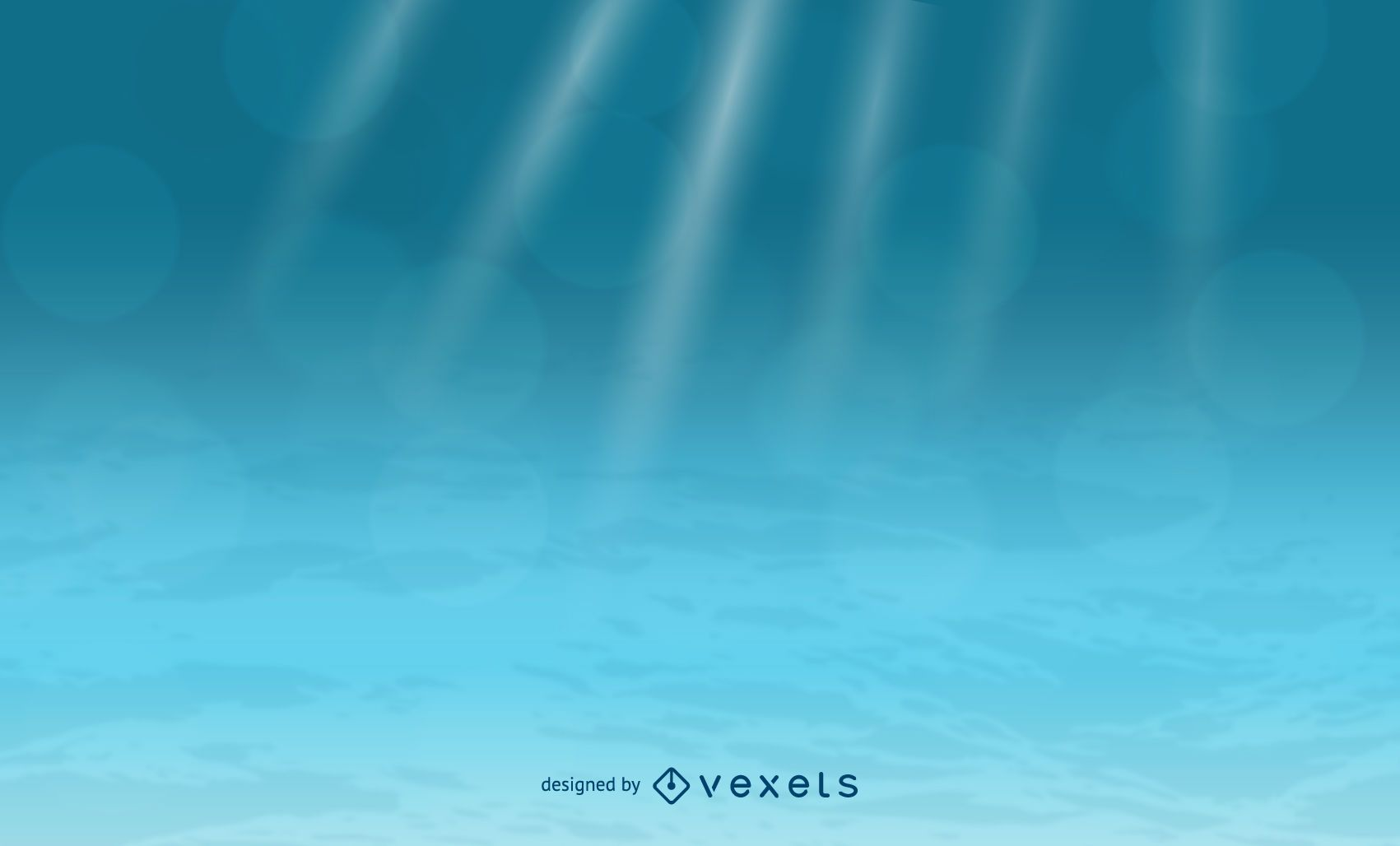 Underwater Vector Background