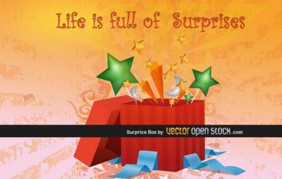Caja de sorpresas