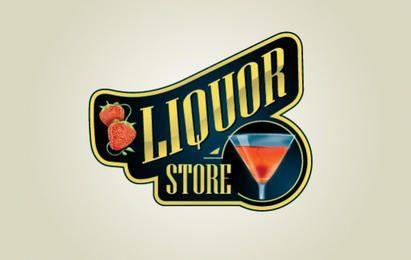 Logotipo de la tienda de licores
