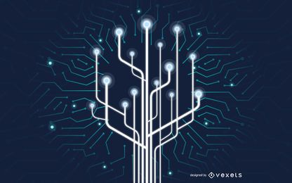 Cyber Plant Life