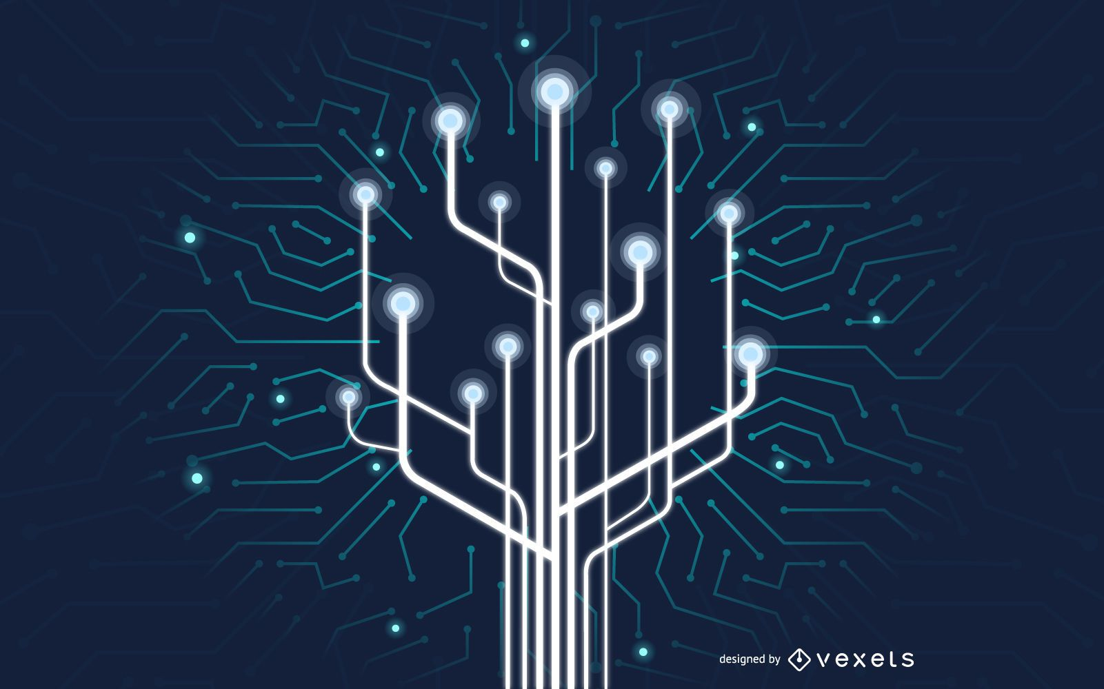 Vida vegetal cibernética