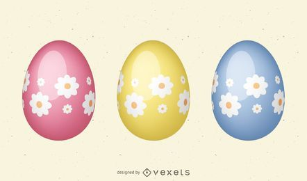Easter Egg Vector Graphic