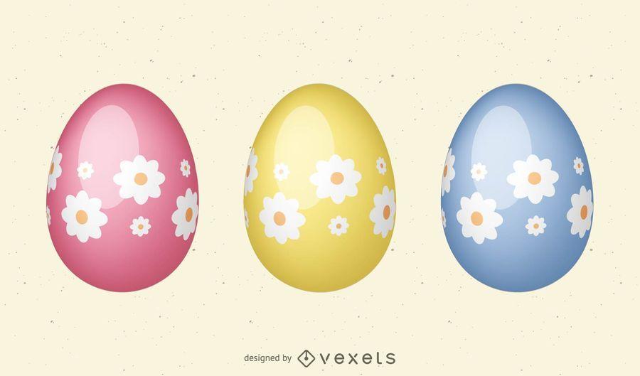 Huevo de Pascua Vector Graphic