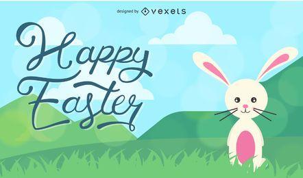 Easter Background 3
