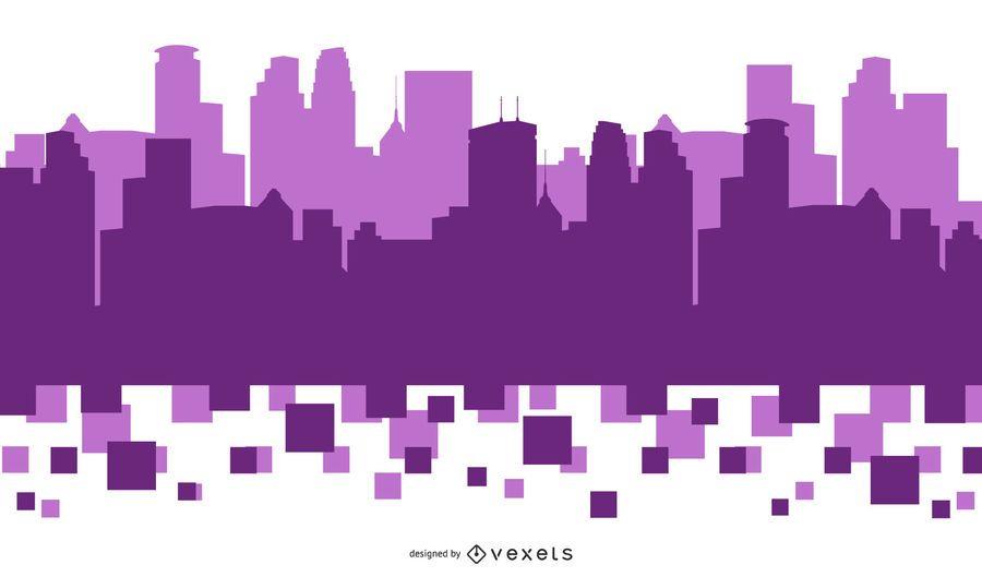 Abstract Urban City Graphics