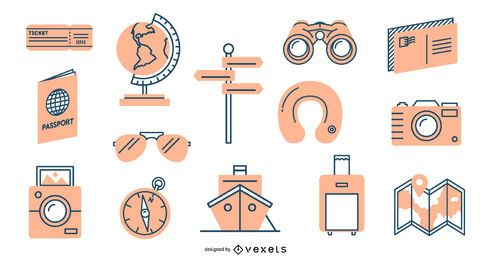 Vector Pack: Tres