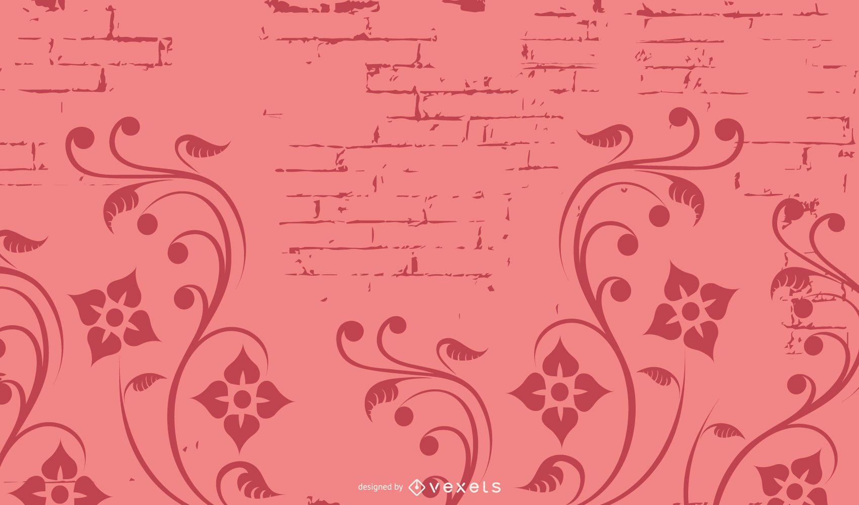 Street Style and Swirls Vector