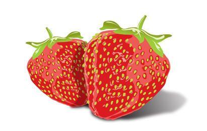 Sabrosas fresas