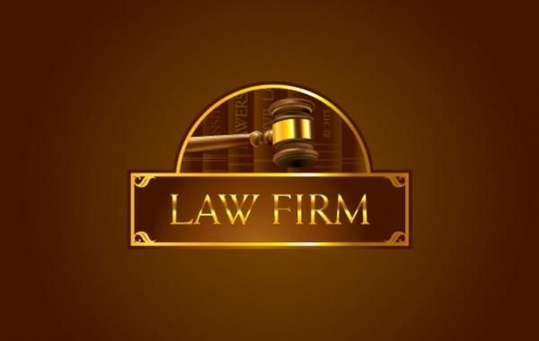 Law Firm Logo - Vector download