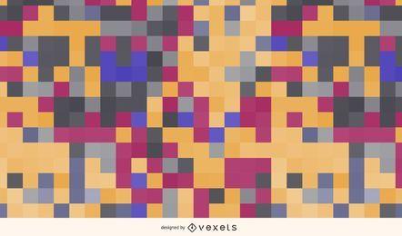 Fundo abstrato colorido de obras de arte