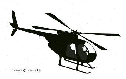 Vetor de helicóptero livre
