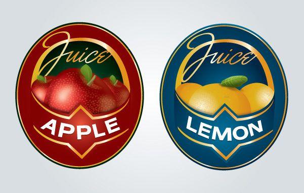 Juice Label Logo