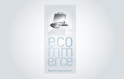 Emblema de comércio eletrônico
