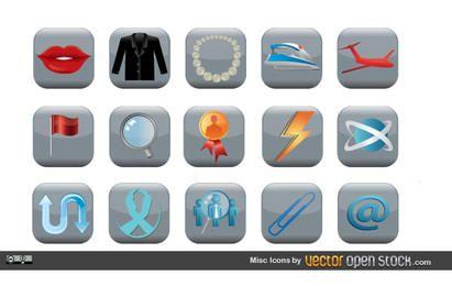 Iconos misc