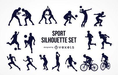 Vektor-Sportbilder