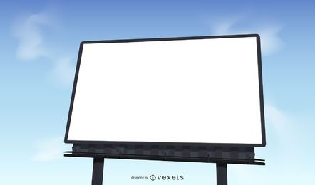 Advertising Billboard Template