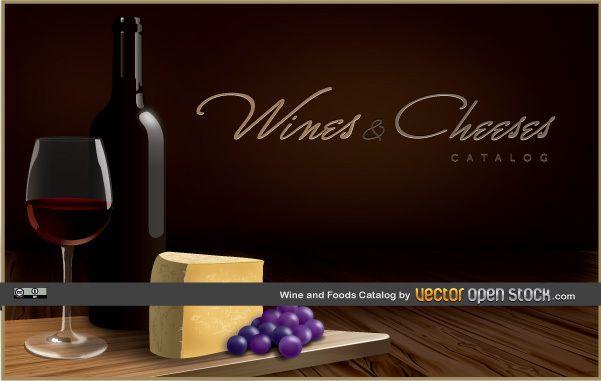Catálogo Vinos y Quesos