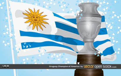 Campeona uruguaya de america