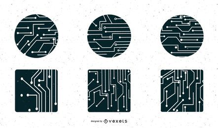 Vector Freebie: Circuitry