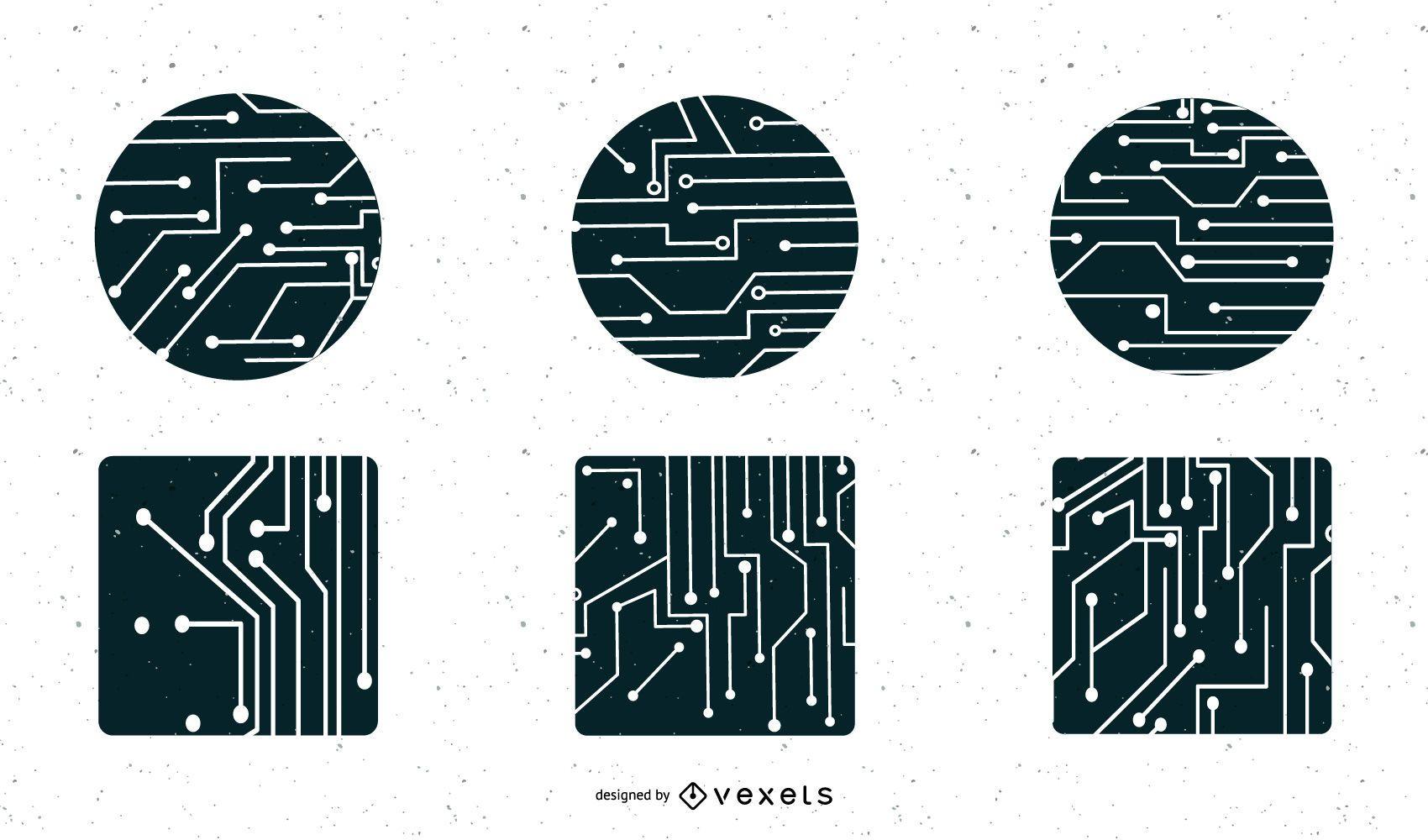 Vector Freebie: Circuito