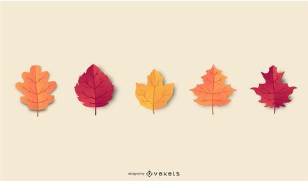 Hojas de otoño 2