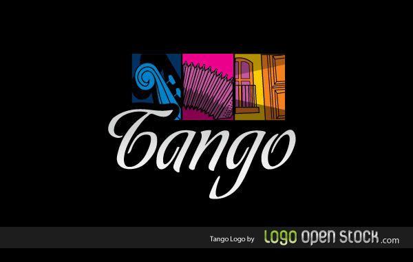 Logo de tango