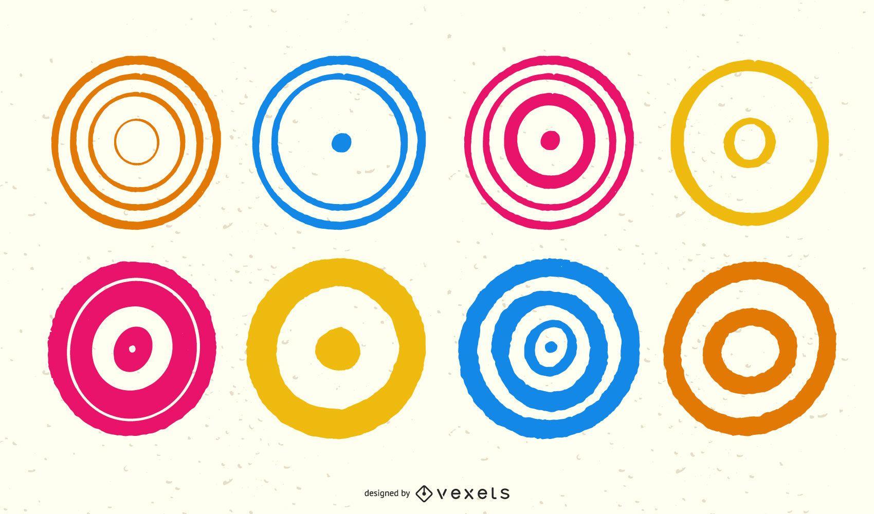 Trendy Circles