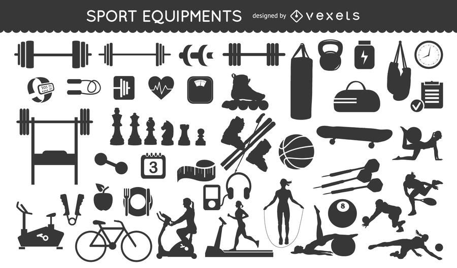 Kostenlose Sportgeräte