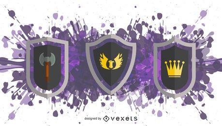 Vektor-Wappen