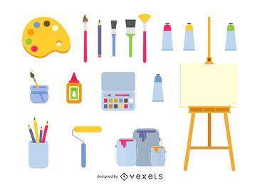 Vektor-Kunst-Icons