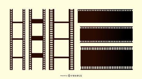 Tira de película