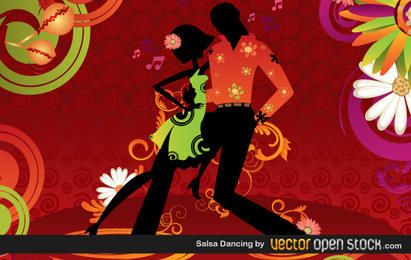 Salsa tanzen
