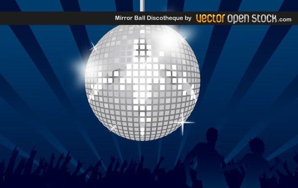 Mirror Ball Discotheque