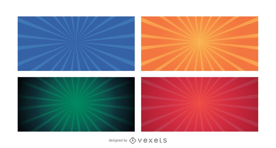 Vector Backgrounds para folhetos