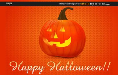 Feliz Halloween Jack o Lantern