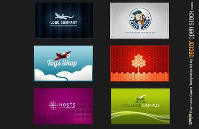Business Card Templates 02
