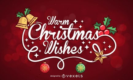 Christmas NewYear Cards Vector