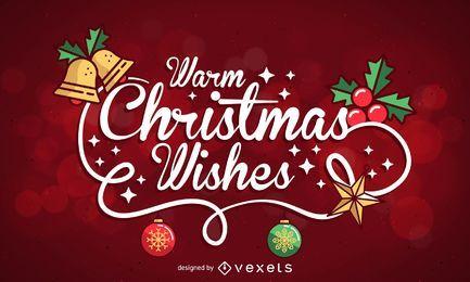 Vetor de cartões de Natal NewYear