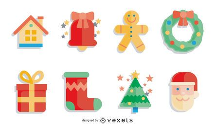 Christmas Cartoon Vector Pack