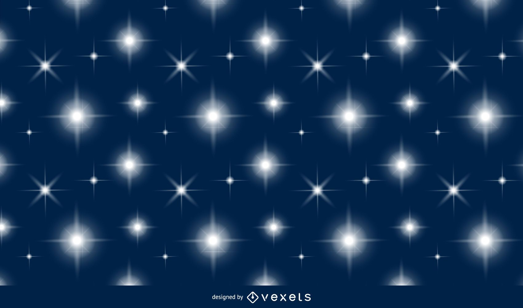 Star Photoshop And Illustrator Pattern