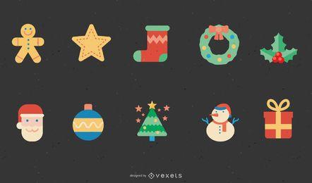 Kostenlose Weihnachts-Icons